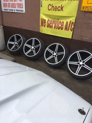 """Iroc 24"""" rims for Sale in St. Louis, MO"""