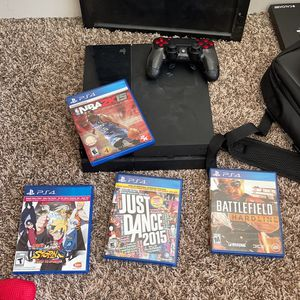 Ps4 With Games And Scuf Controller for Sale in Oregon City, OR