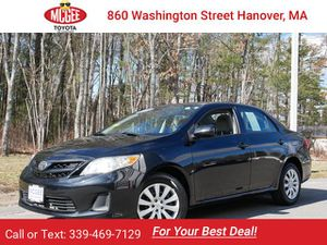 2012 Toyota Corolla for Sale in Hanover, MA