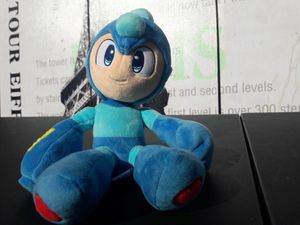 Megaman Plushie for Sale in San Jose, CA