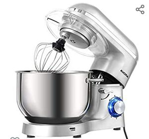 Visit the Aucma Store 4.6 out of 5 stars3,713Reviews Aucma Stand Mixer,6.5-QT 660W 6-Speed Tilt-Head Food Mixer, Kitchen Electric Mixer for Sale in Tolleson, AZ