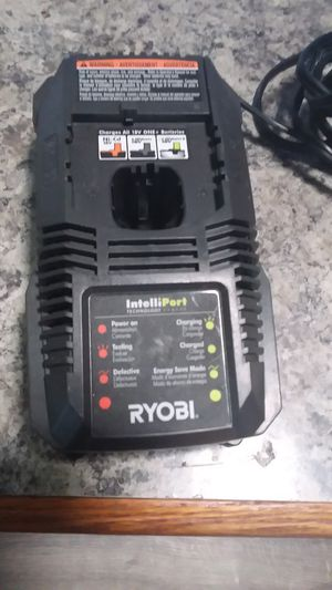 Ryobi P118 Charger for Sale in San Diego, CA