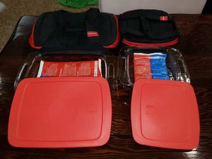8 piece Pyrex set for Sale in Vancouver, WA
