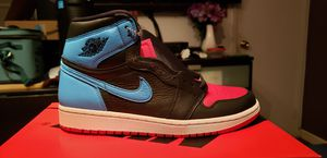 Jordan 1 unc to chi. Size w 10.5 for Sale in Los Angeles, CA