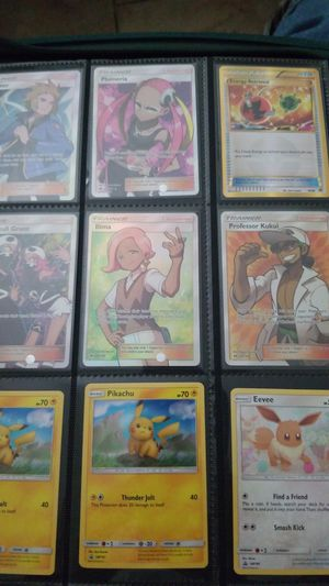 Pokemon cards for Sale in South Gate, CA