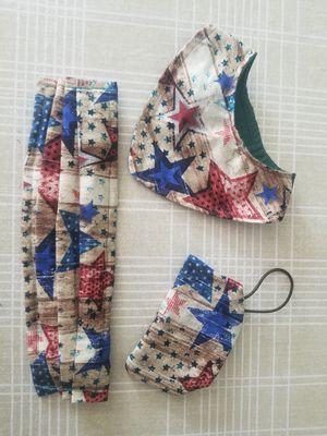 Adorable dog bandana set for Sale in Pottsville, PA