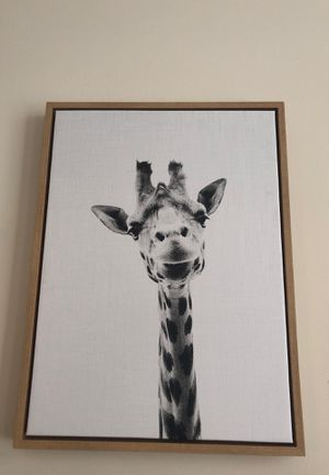 Giraffe picture for Sale in West Palm Beach, FL