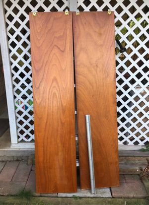 Closet sliding doors with hardware for Sale in Annville, PA