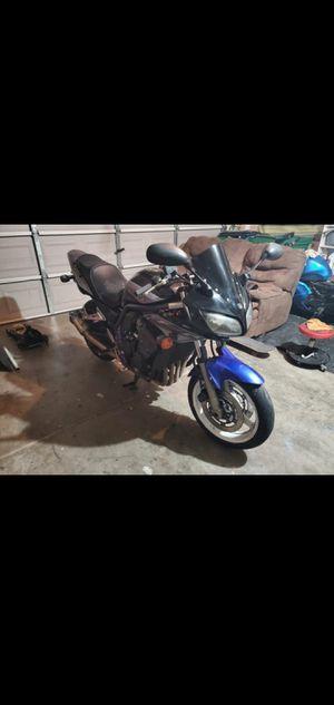 2005 Yamaha FZ1 FZ 1000 No title for Sale in Maricopa, AZ