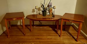 Living room table set for Sale in Stratford, CT