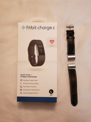 Fitbit Charge 2 HR for Sale in Murfreesboro, TN