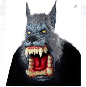 Wolf masks for Halloween 🎃 for Sale in Los Angeles, CA