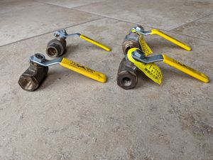 """Appolo Ball Valve's """"Will Separate"""" for Sale in Joliet, IL"""