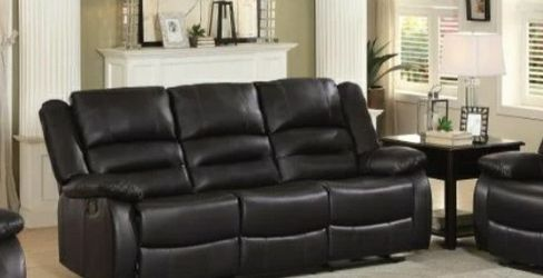 [SPECIAL] Jarita Brown Reclining Living Room Set for Sale in Washington,  DC