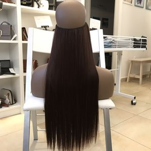 "26"" Fish line band halo hair extensions for Sale in Brooklyn, NY"