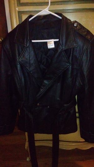 Expressions Leather Jacket Women's for Sale in Oxon Hill, MD