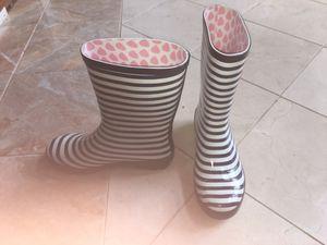 TIME AND TRU RAIN BOOTS ☔️ for Sale in Falls Church, VA