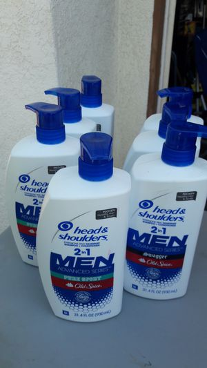 Head & shoulders 2 in 1 4 all 7pc for Sale in Moreno Valley, CA