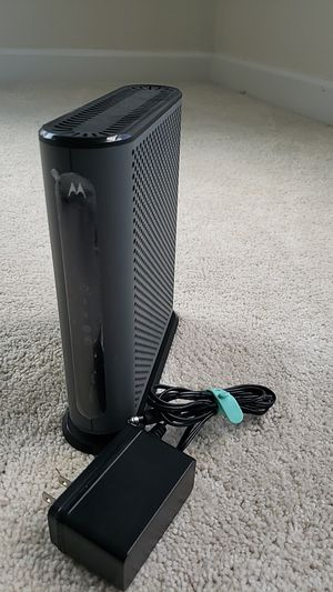 Motorola MB8600 Cable Modem for Sale in Quantico, VA