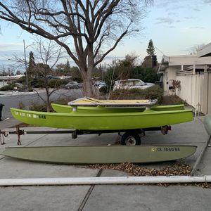 Catamaran - 14 Foot for Sale in Sunnyvale, CA
