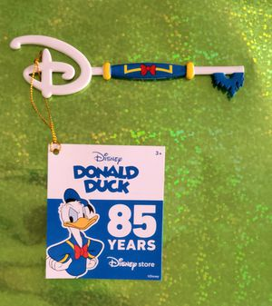 Donald Duck 85th Anniversary Disney Key for Sale in Imperial Beach, CA