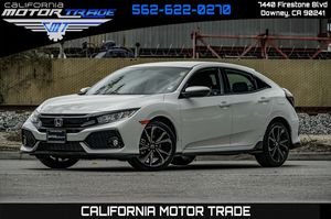 2018 Honda Civic Hatchback for Sale in Downey, CA