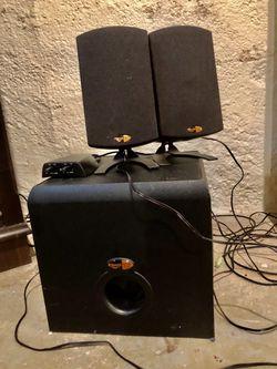 Speakers klipsch THX for Sale in Portland,  OR