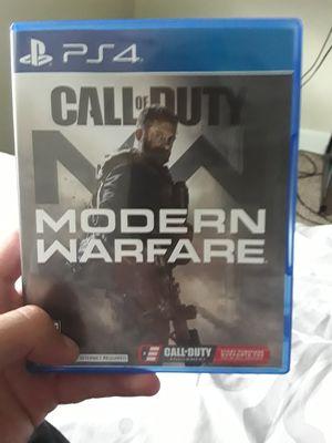 Call of duty modern warfare for Sale in Orlando, FL