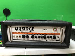 Orange crush cr120 Amp Head for Sale in Dallas, TX