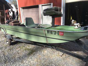 Jon Boat for Sale in Clarksburg, WV