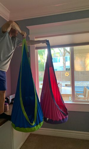 Hanging pods for kids for Sale in Winchester, CA