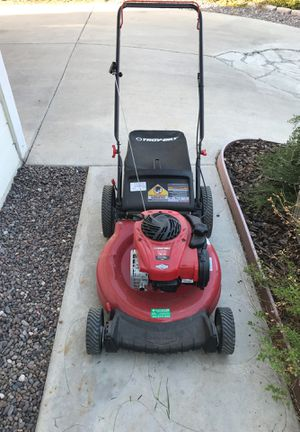 "Troy bilt 21"" lawn mower for Sale in Canyon Lake, CA"