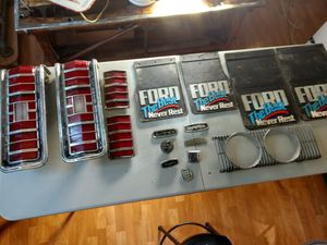 Vintage ford car and truck parts for Sale in Woodbury, MN