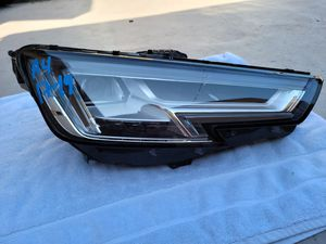 Audi A4 2017 2018 2019 right headlight full led for Sale in Lawndale, CA