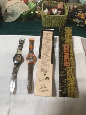 "Watches - The movie ""Congo"" 1995 for Sale in Mesa, AZ"