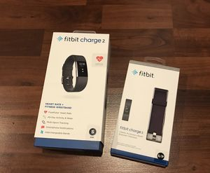 Fitbit Charge 2, size S for Sale in Seattle, WA