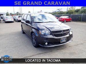 2018 Dodge Grand Caravan for Sale in Tacoma, WA