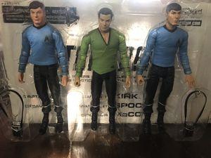 Star Trek original series Action Figures for Sale in Lynnwood, WA