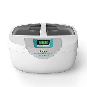 Ukoke UUC25W, Professional Jewelry Timer, Portable Household Ultrasonic Cleaning Machine, Eyeglasses Denture Cleaner, 2.5 L, Green for Sale in Orland Hills, IL
