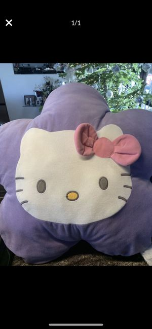Hello Kitty Decorative pillows for Sale in Denver, CO