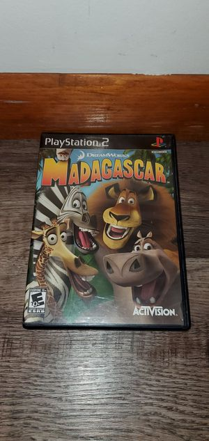 Playstation to Madagascar for Sale in Melrose Park, IL
