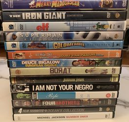 Various DVD Movies for Sale in Sacramento,  CA