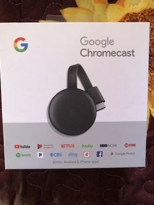 Vendo chromecast casi nuevo $35 for Sale in Los Angeles, CA