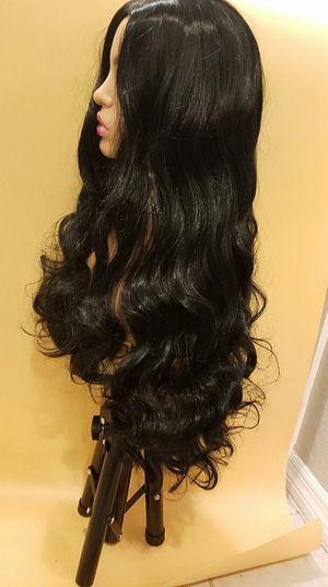 Long Black Wavy Wig for Sale in Hudson, FL