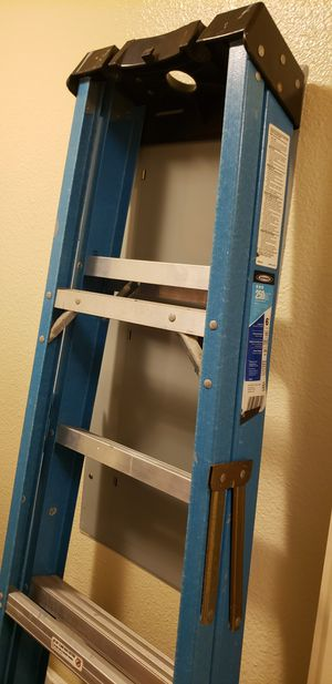 Werner fiberglass ladder for Sale in Honolulu, HI