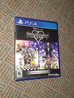 Kingdom Hearts 1.5& 2.5 Remix Ps4 Video Game for Sale in Summerville,  SC