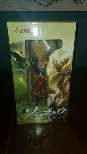 Goku (Super Saiyan) Statue for Sale in Auburn, WA