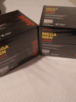 GNC MEGA MAN JOINT for Sale in Bothell,  WA