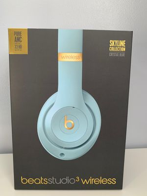 Beats Studio 3 Wireless Headphones - Mint Condition for Sale in N BELLE VRN, PA