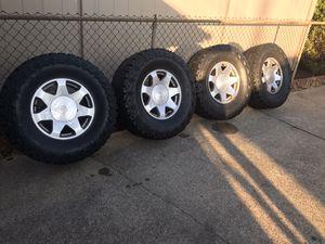 17in Cadillac Escalade Ext Wheels for Sale in Garden City, MI